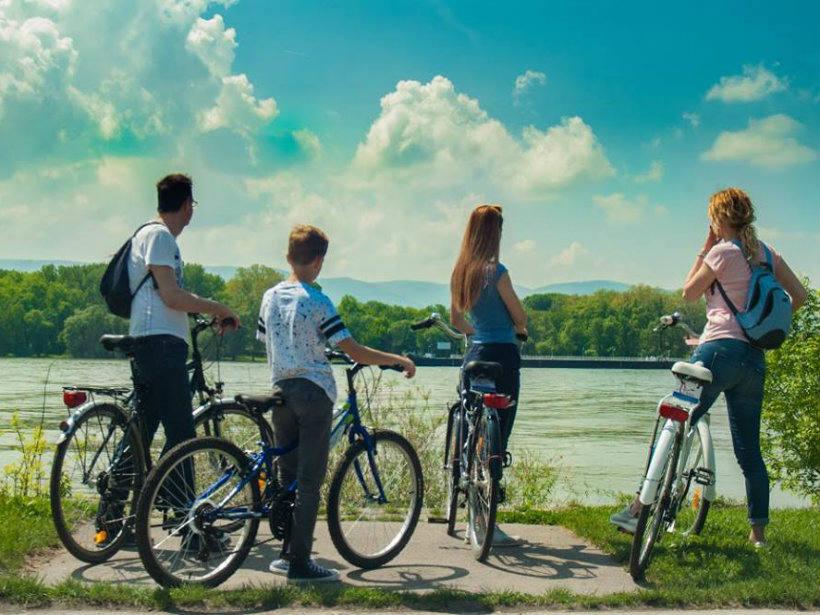 Dunakanyar kerékpár