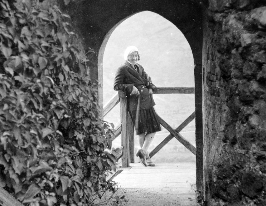 Visegrád - 1930-as kép