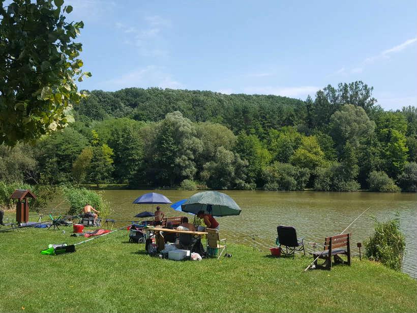 Búbánatvölgy - piknik