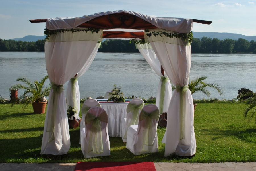 Camelot Hotel - esküvő