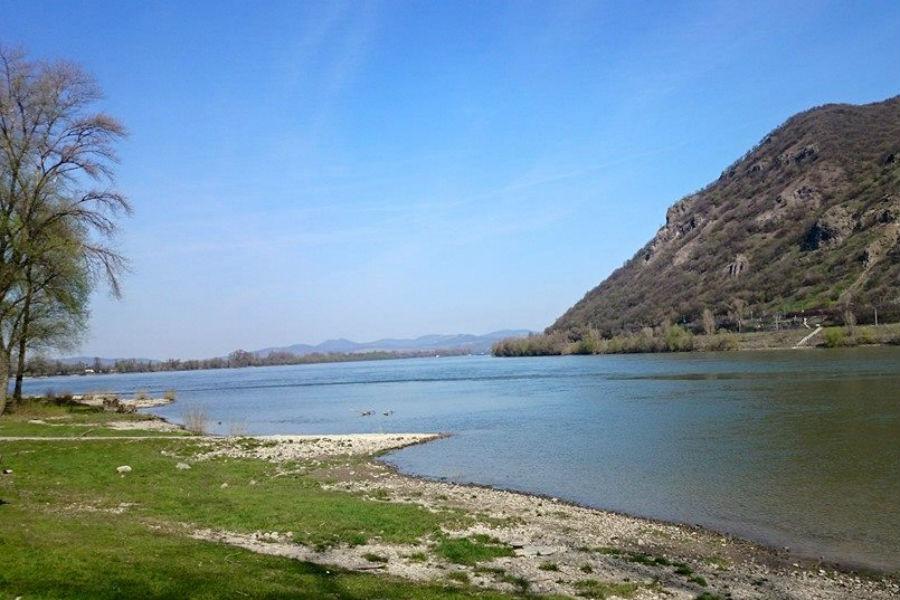 Dömös Duna-part