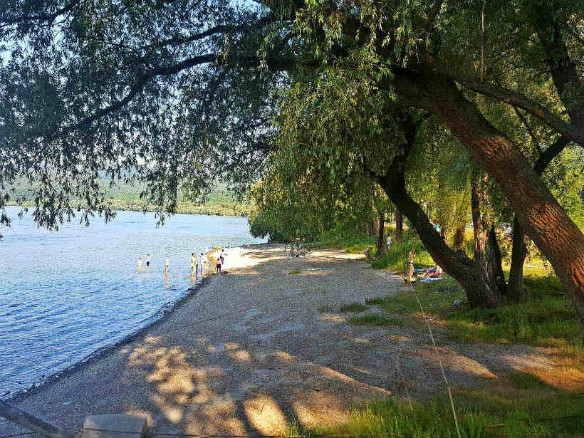 Dömös - Duna-part