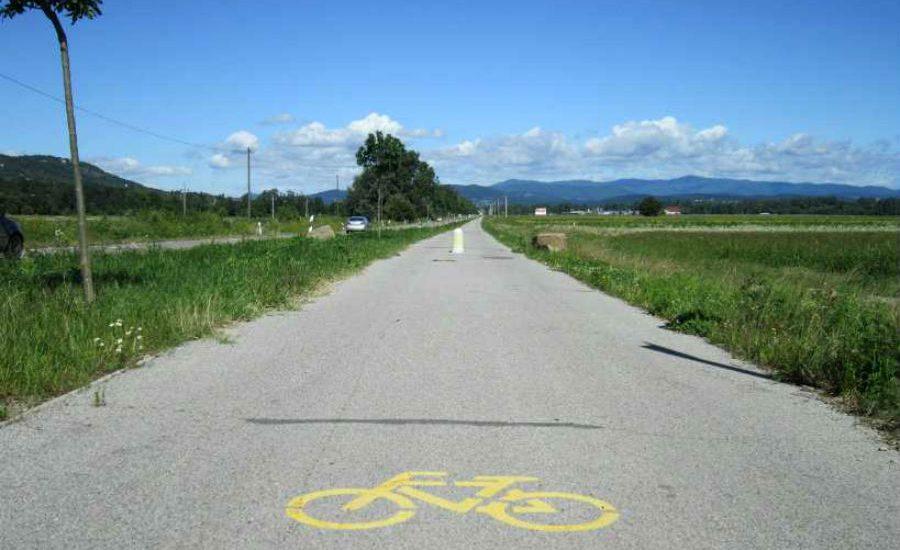 Dunakanyar bicikliút - EuroVelo6