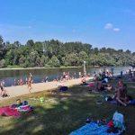 Itt csobbanj nyáron: dunabogdányi szabadstrand