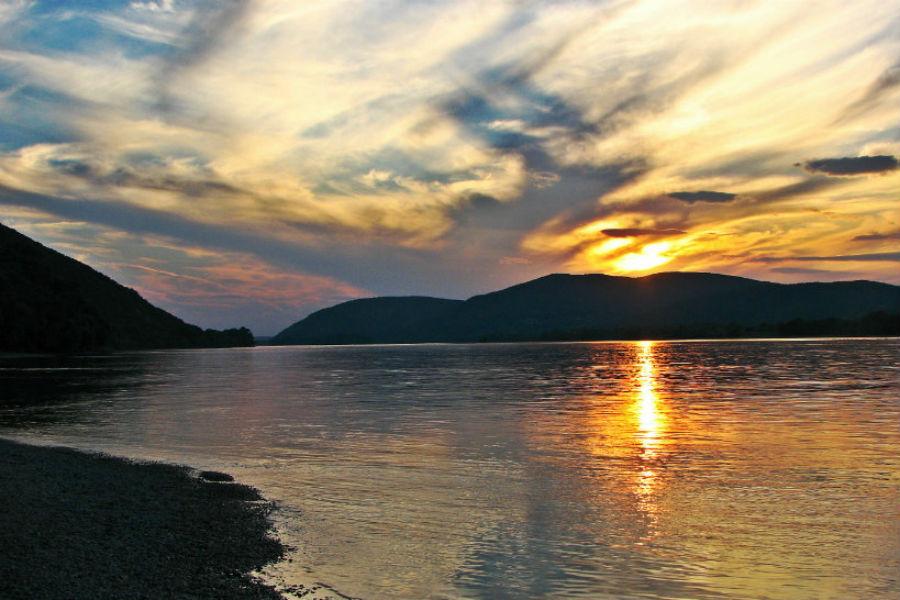 A Duna illata