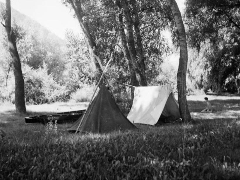 Dunakanyar sátorozás