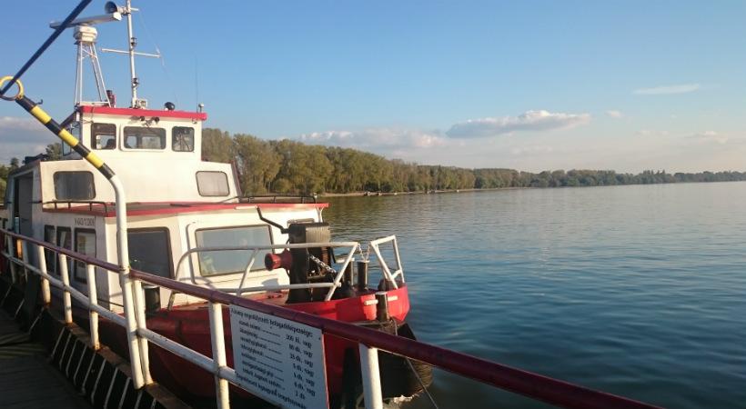 Dunakeszi - Horány komp