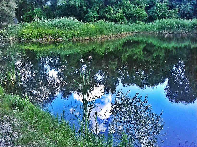 Feneketlen-tó Göd