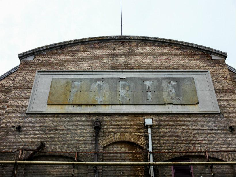 Forte gyár - Vác