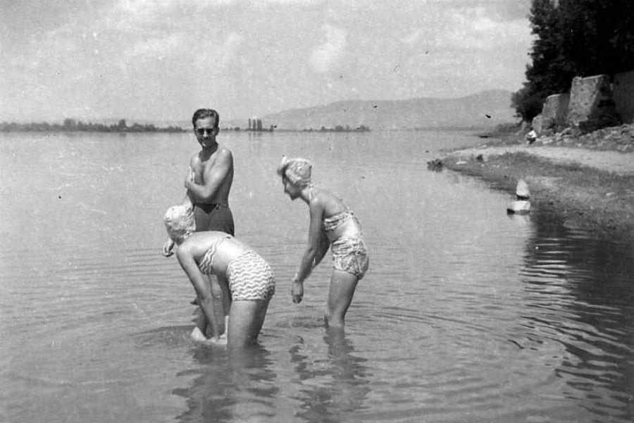 Régi nyarak a Dunakanyarban