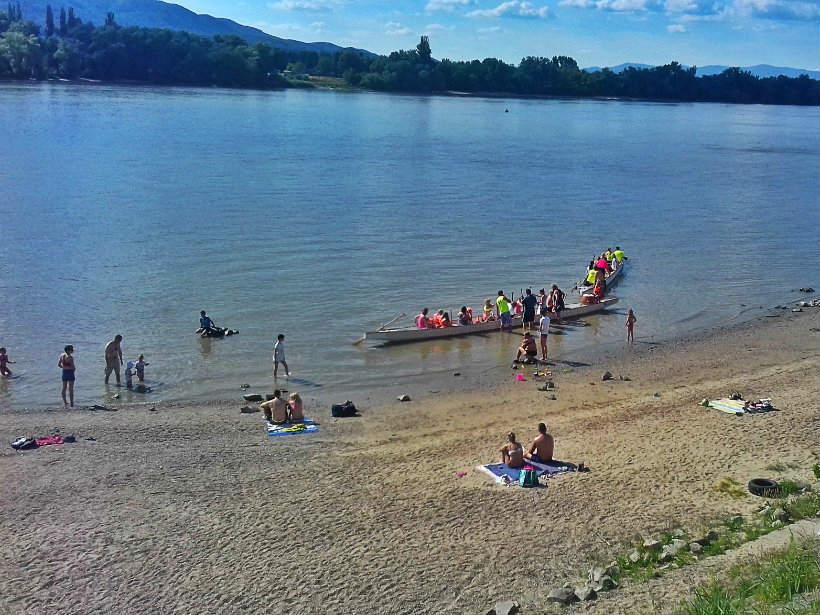 Gödi Duna-part