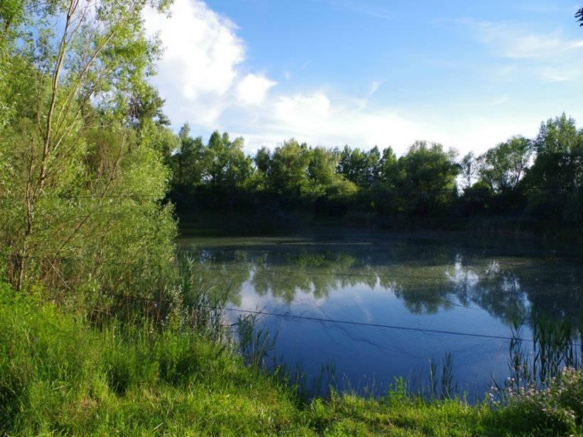 Gyilkor-tó Esztergom