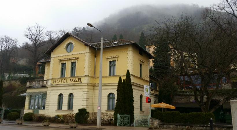 Hotel Vár Kastélyszálló - Visegrád