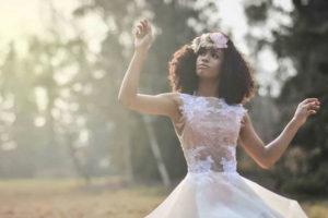 Jónás Anna - menyasszonyi ruha