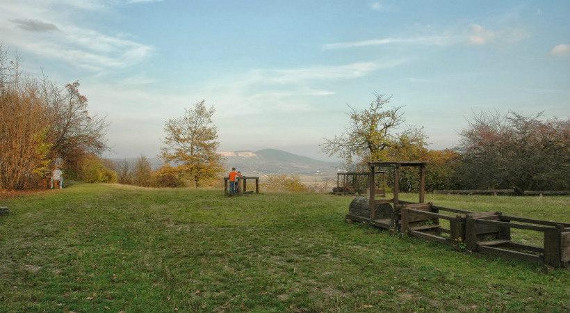 Mogyoró-hegy Visegrád
