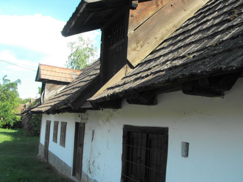 Nagybörzsöny - parasztház
