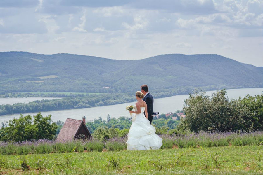Natura Hill - esküvő