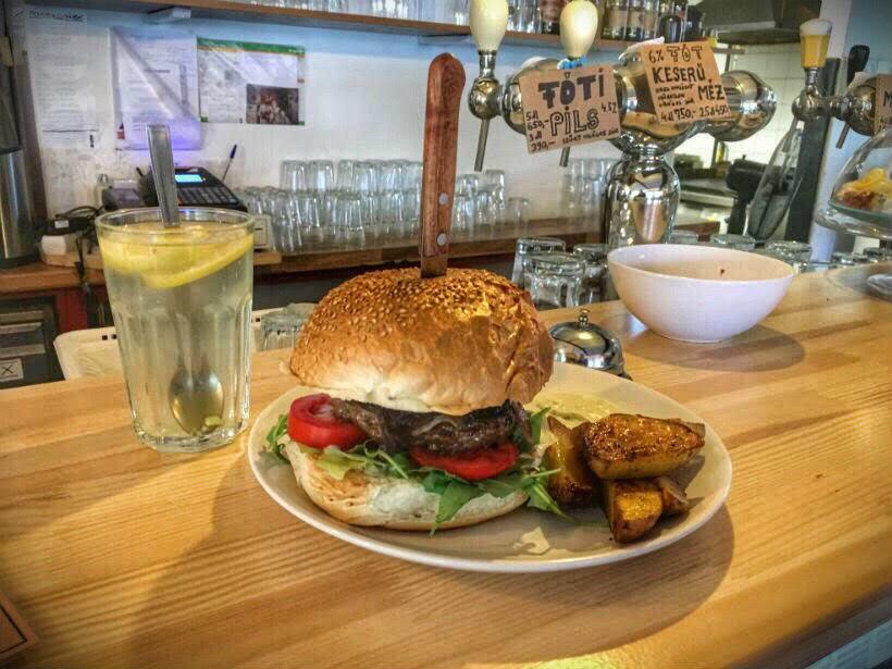 Hamburger Nagymaros