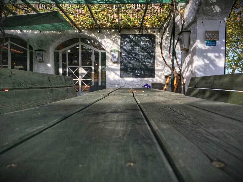 Piknik Manufaktúra terasz