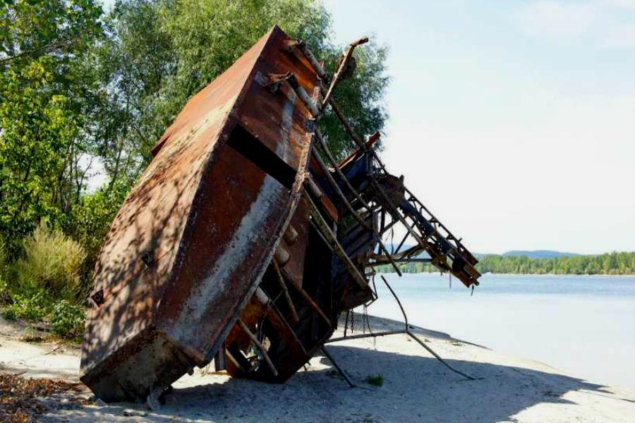 Pilismaróti hajótemető - kirándulóhelyek a Dunakanyarban