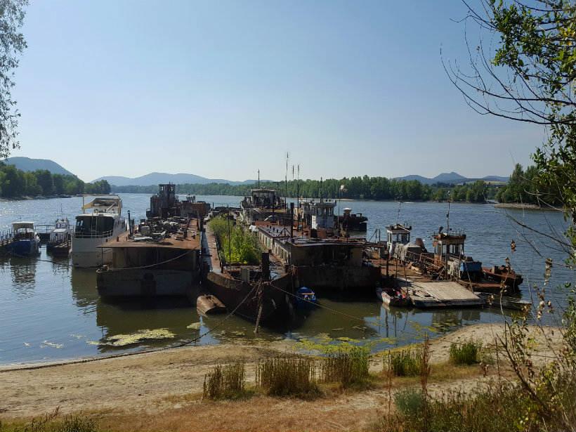 Pilismaróti hajótemető
