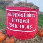 PirosLábos Fesztivál - 2016
