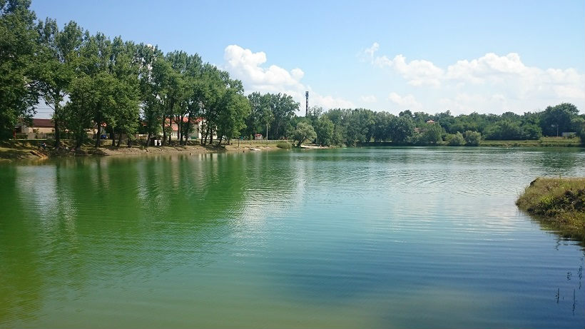Pócsmegyer - Pázsit-tó