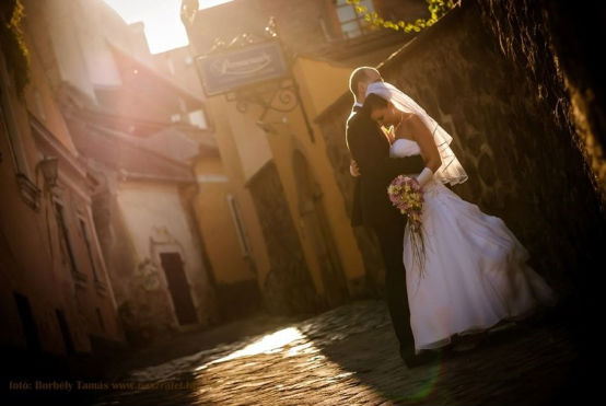 Promenade Szentendre - esküvő