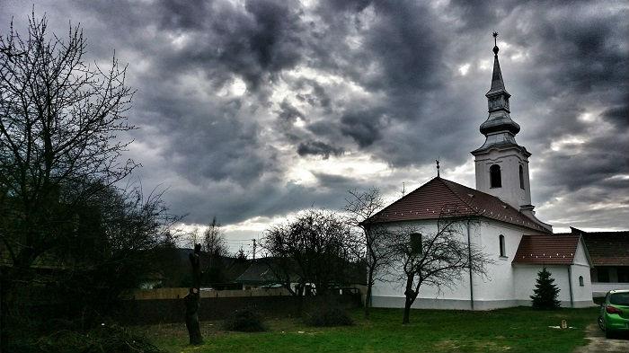 Verőcei református templom