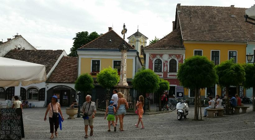 Szentendrei főtér