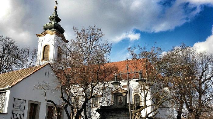 Szentendre templom