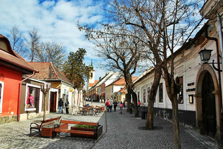 Szentendre, a festők városa