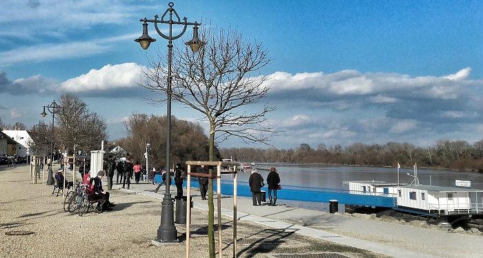 Szentendrei Duna-part