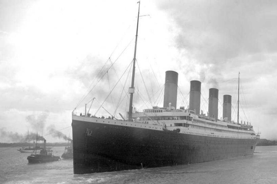 Titanic és a Dunakanyar