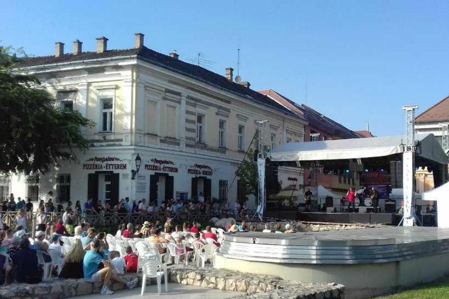 Fesztiválok a Dunakanyarban