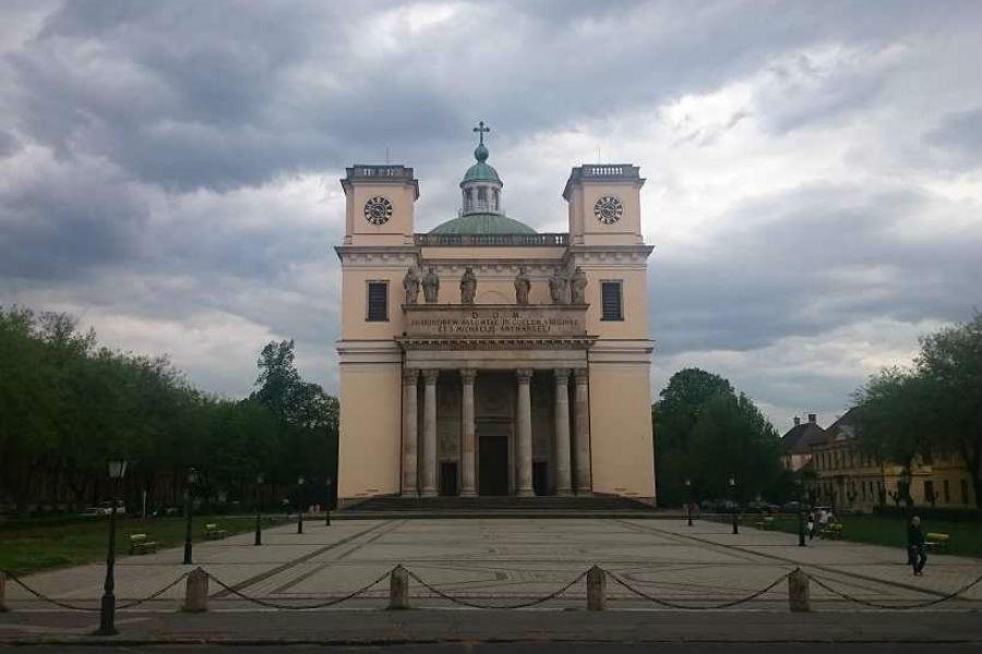 Váci Dom - Ecsedi Báthori Miklós