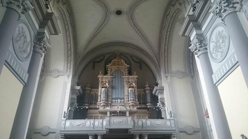 Nagyboldogasszony-székesegyház - orgona