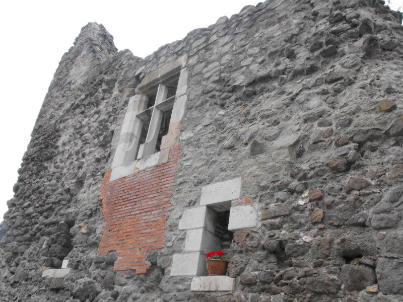 Visegrádi várfal