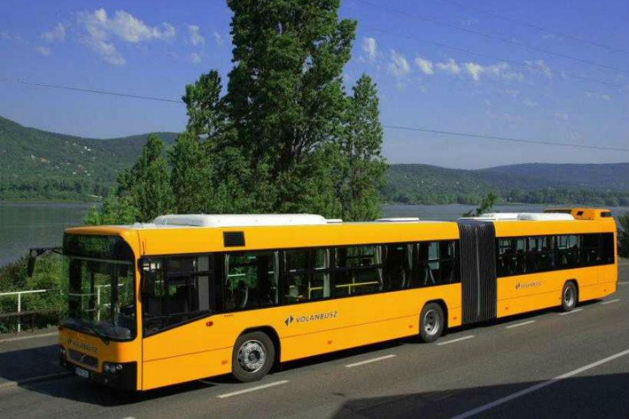Éjszakai buszok a Dunakanyarban