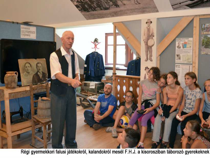 Kisoroszi Helytörténei Múzeum