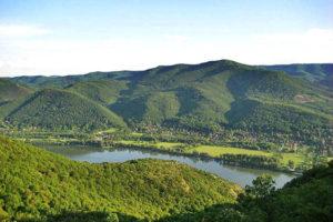 Kirándulás a Dunakanyarban, erdei fejlesztések