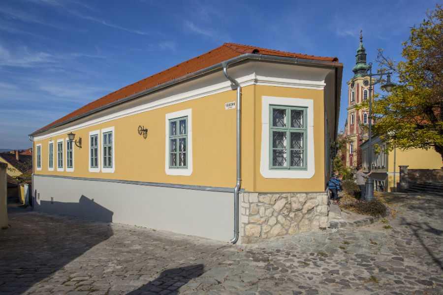 Czóbel Múzeum Szentendre