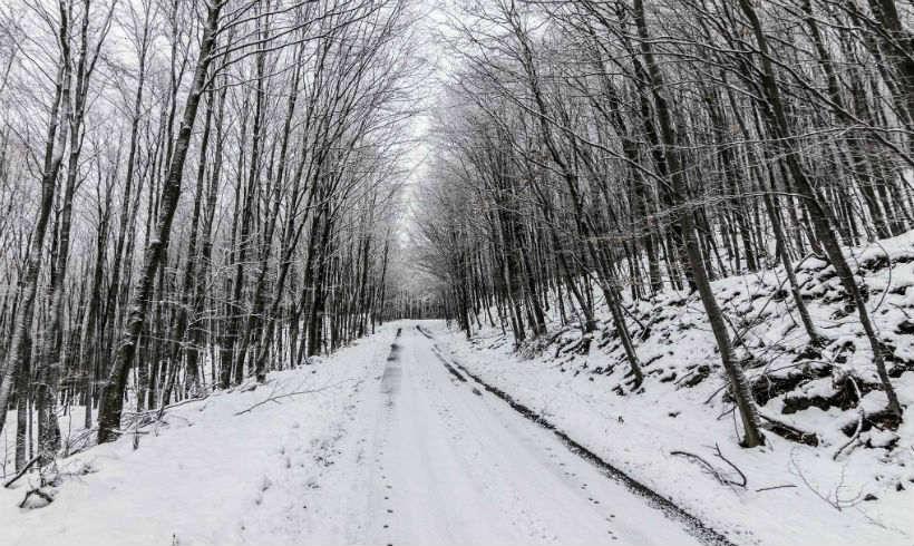 Dobogókő télen