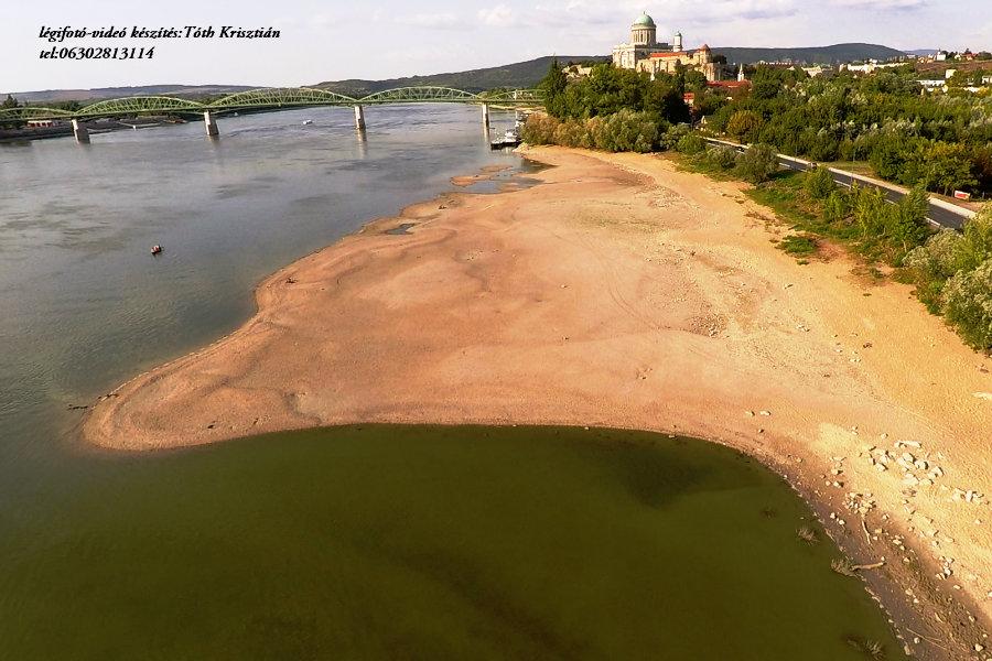 Duna vízállása