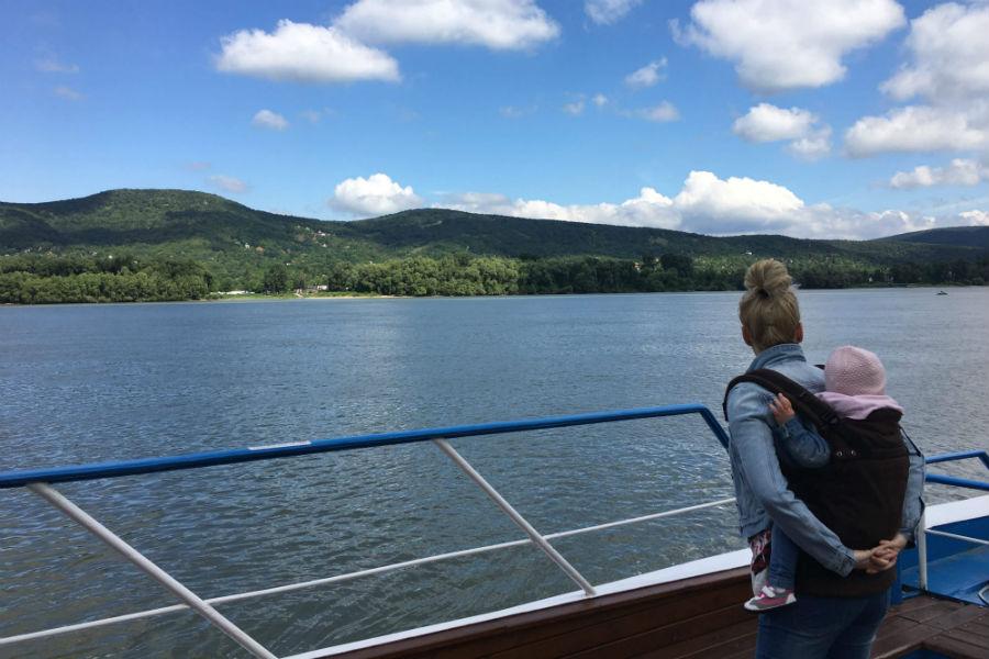 Vác-Visegrád kirándulás hajóval