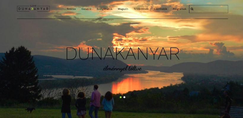 I Love Dunakanyar