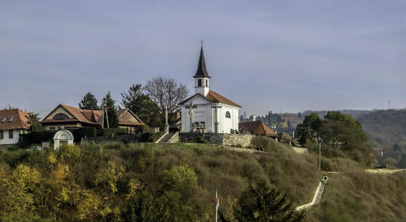 Esztergom Szent Tamás-hegy
