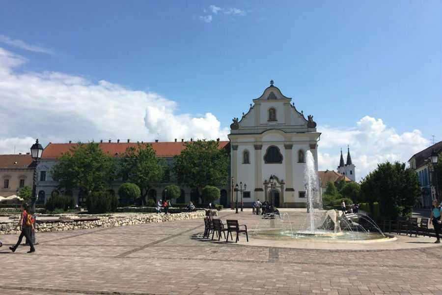 Fehérek temploma