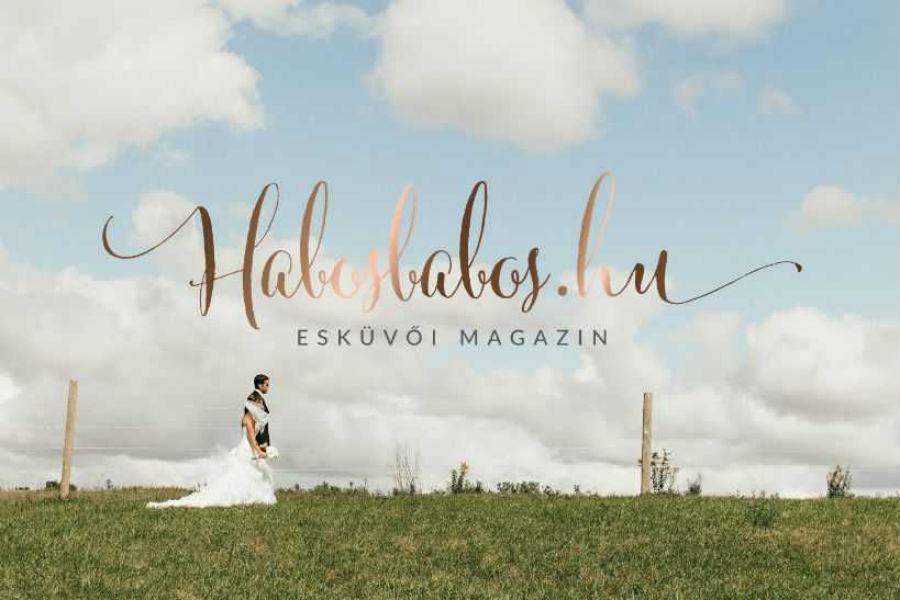 Habosbabos Esküvői Magazin
