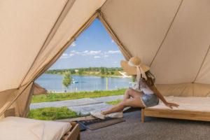 Lupa-tó Camping